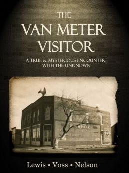 "Paranormal book about a winged creature that terrorized a small town in Iowa in 1903 - ""The Van Meter Visitor"""