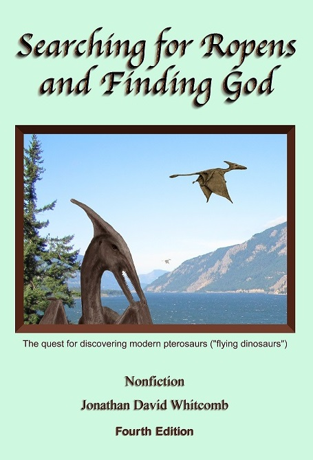 """Searching for Ropens and Finding God"" - fourth edition"