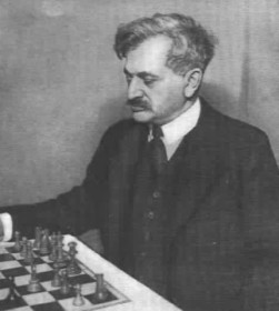 Emanuel Lasker - World Chess Champion