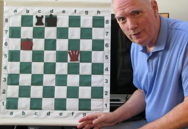 Utah chess instructor Jonathan D. Whitcomb